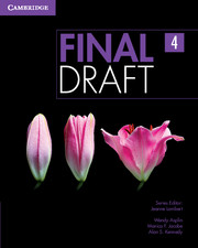 Final Draft Level 4 Student's Book with Writing Skills Interactive Pack (Updated version)