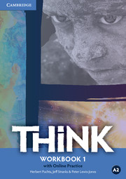 Think 1 Workbook with Online Practice