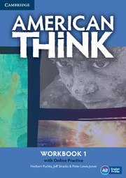 American Think Level 1 Workbook with Online Practice