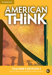American Think Level 3 Teacher\'s Edition