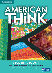 American Think Level 4 Student\'s Book with Online Workbook and Online Practice