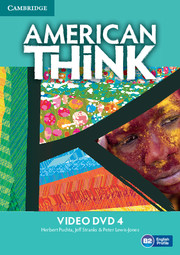 American Think Level 4 Video DVD