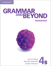Grammar and Beyond 4 Workbook B
