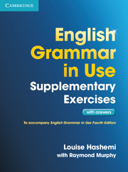 English Grammar in Use Supplementary Exercises 3rd Edition without Answers