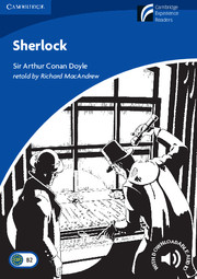 Cambridge Experience Readers Level 5 Sherlock (British English)