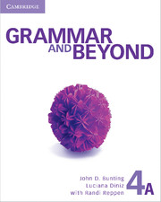 Grammar and Beyond 4 Student's Book A with Writing Skills Interactive Pack (Updated version)