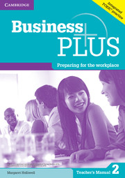 Business Plus 2 Teacher\'s Manual