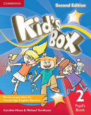 Kid's Box 2nd Edition 2 Pupil's Book