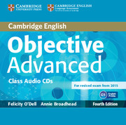 Objective Advanced 4th Edition Class Audio CDs (2)