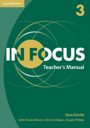 In Focus 3 Teacher\'s Manual