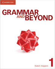 Grammar and Beyond 1 Student\'s Book with Writing Skills Interactive Pack (Updated version)