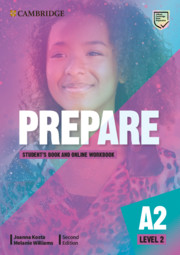 Prepare 2nd Edition Level 2 Student\'s Book with Online Workbook