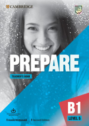 Prepare 2nd Edition Level 5 Teacher\'s Book with Downloadable Resource Pack
