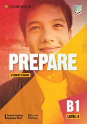 Prepare 2nd Edition Level 4 Student's Book