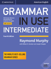 Grammar in Use Intermediate 4th Edition Student\'s Book with answers