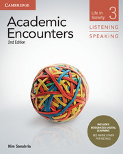 Academic Encounters 2nd Edition 3 Student\'s Book Listening and Speaking with Integrated Digital Learning