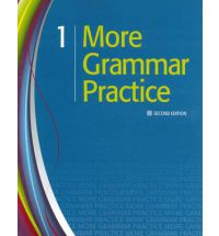 More Grammar Practice 2nd Edition Student Book 1
