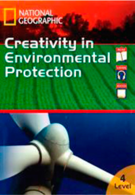 Footprint Reading Library 3-in-1 Combination Readers 3 Creativity in Environmental Protection
