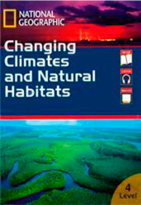 Footprint Reading Library 3-in-1 Combination Readers 4 Changing Climates and Natural Habitats