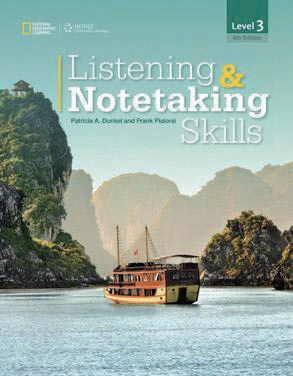 Listening and Notetaking Series 4th Edition Level 3 - Advanced Listening Comprehension Student Book