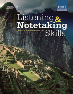 Listening and Notetaking Series