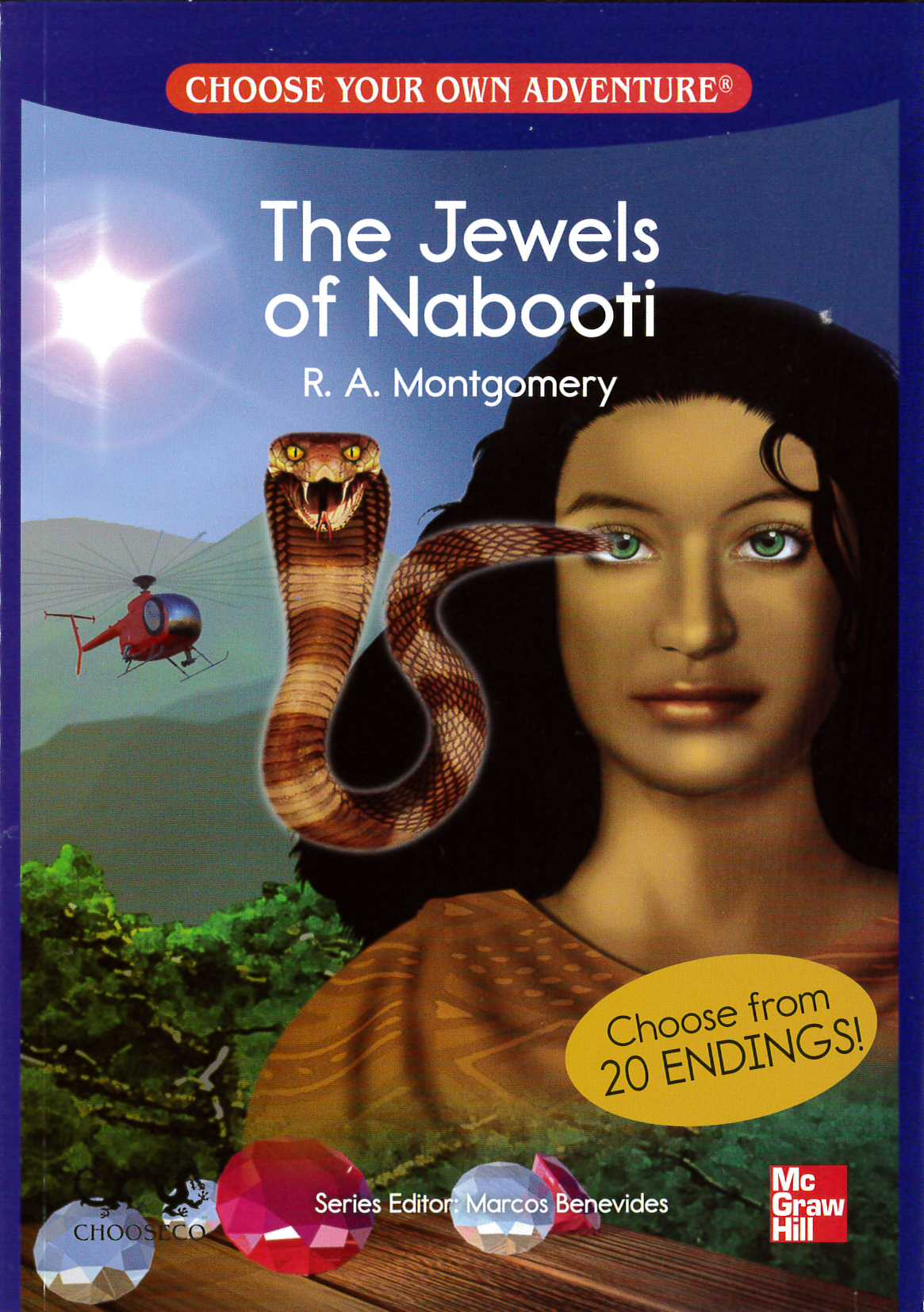 Choose Your Own Adventure 500 Headwords The Jewels of Nabooti