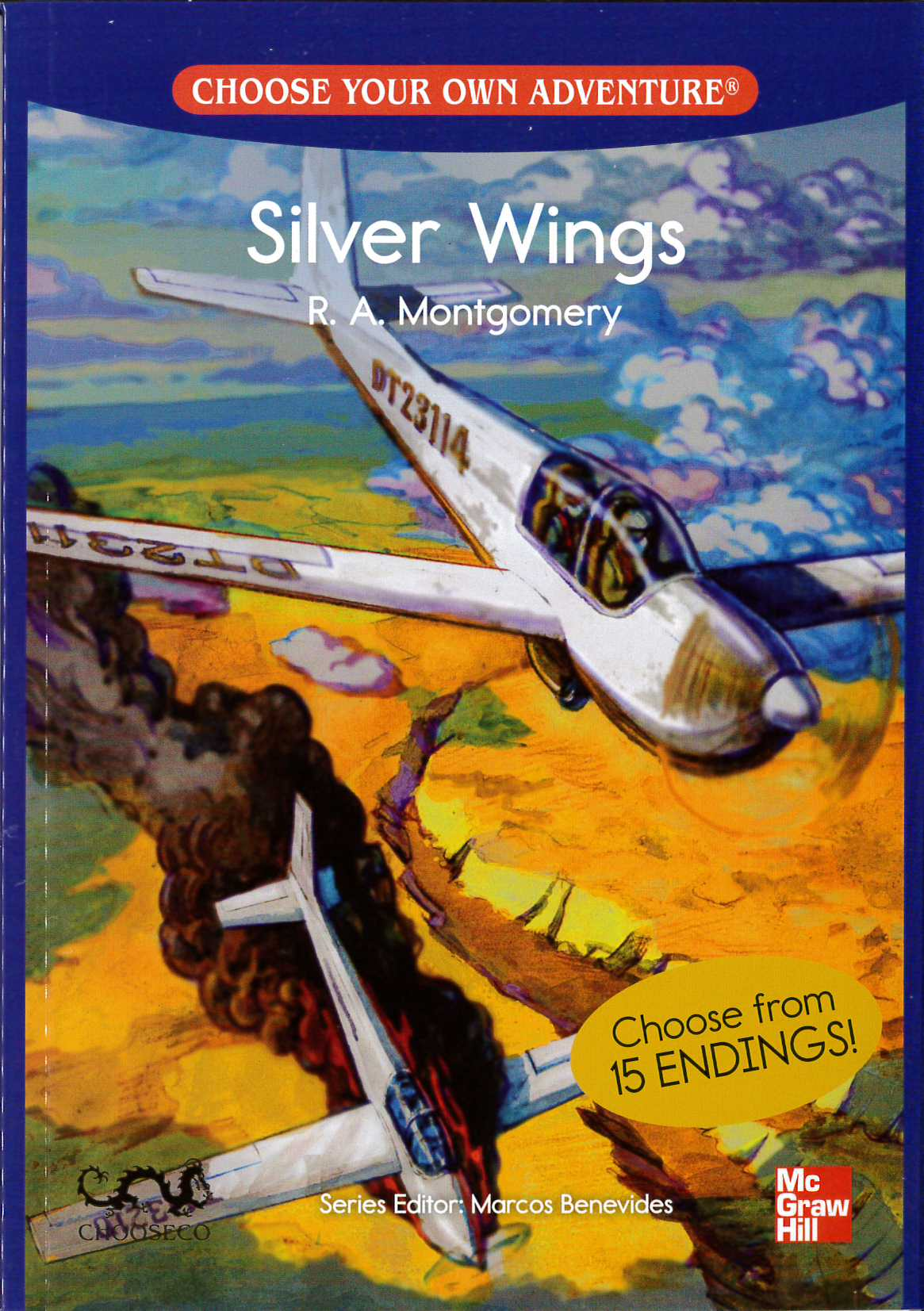Choose Your Own Adventure 500 Headwords Silver Wings