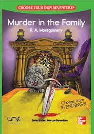 Choose Your Own Adventure 700 Headwords Murder in the Family