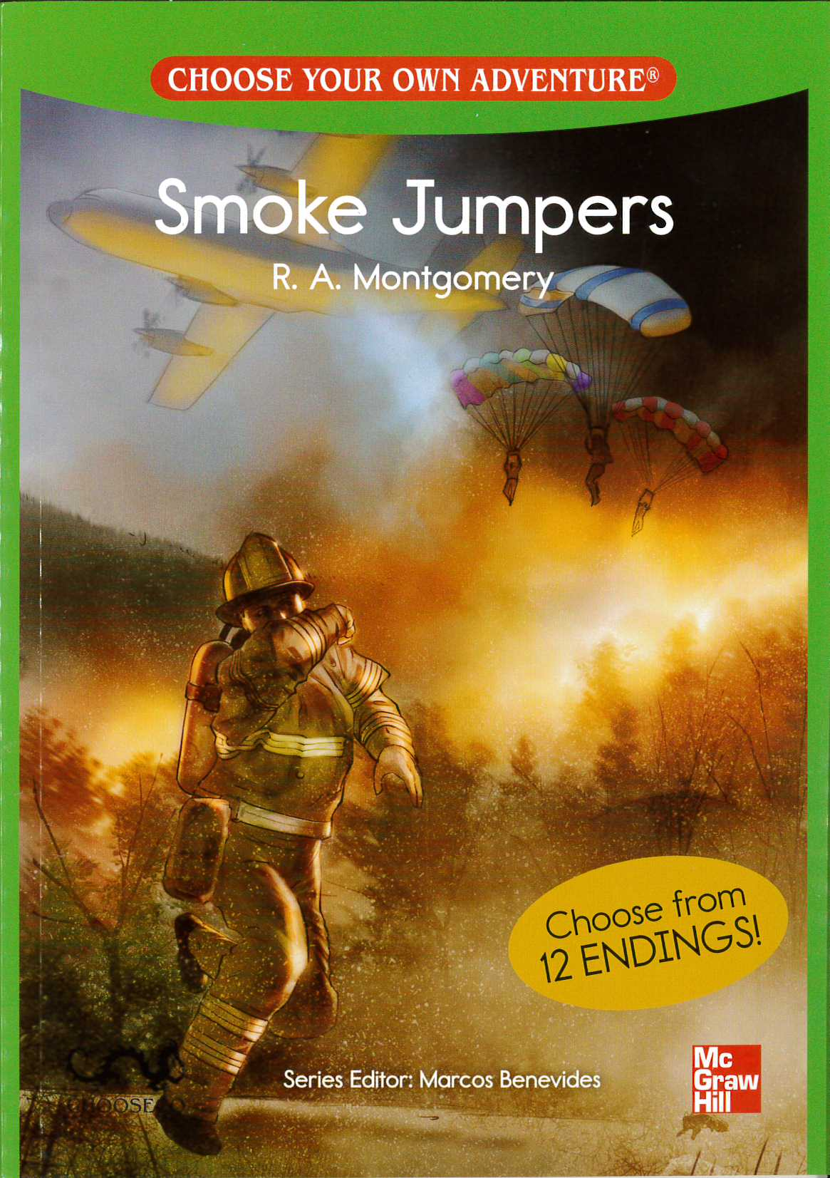 Choose Your Own Adventure 700 Headwords Smoke Jumpers