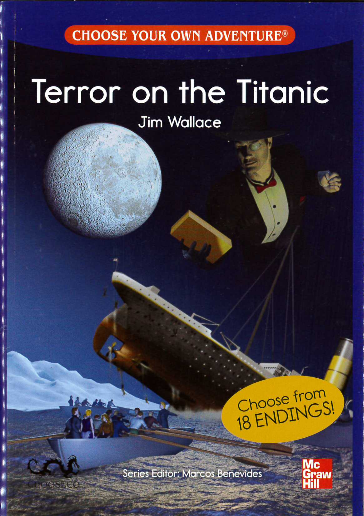 Choose Your Own Adventure 500 Headwords Terror on the Titanic