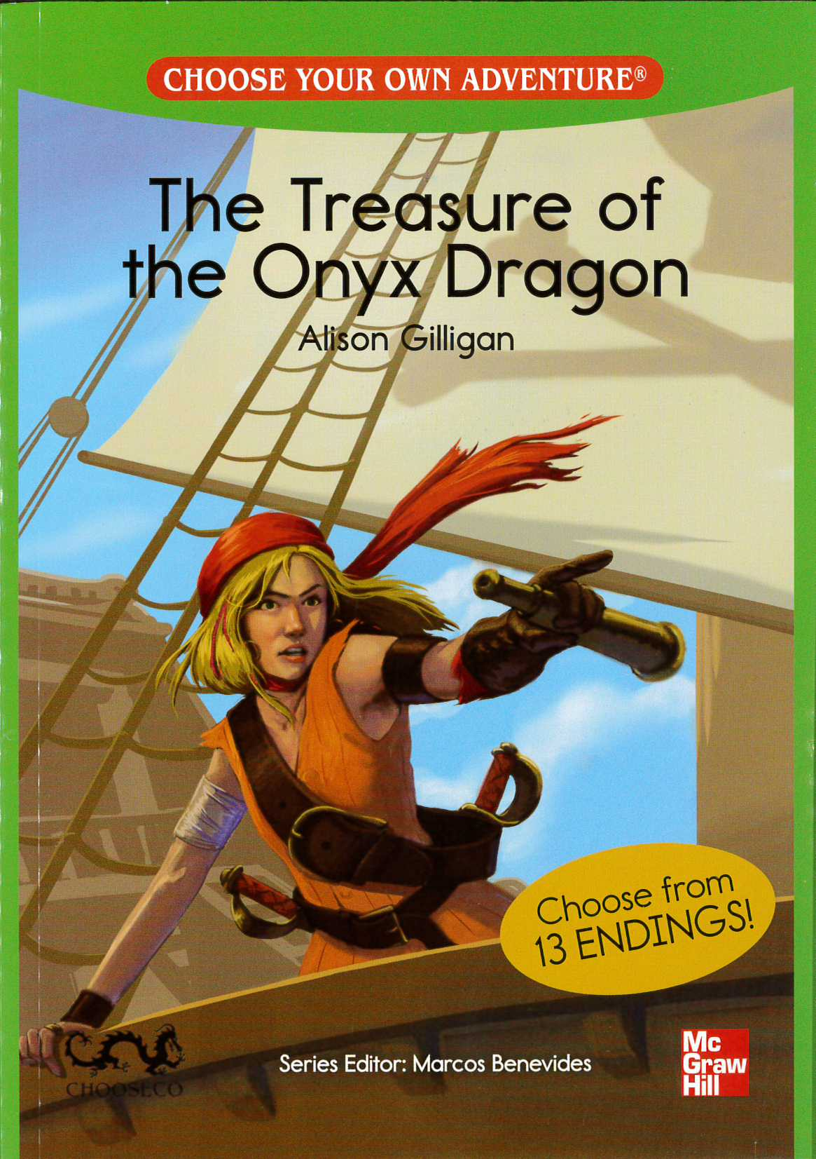 Choose Your Own Adventure 700 Headwords The Treasure of the Onyx Dragon