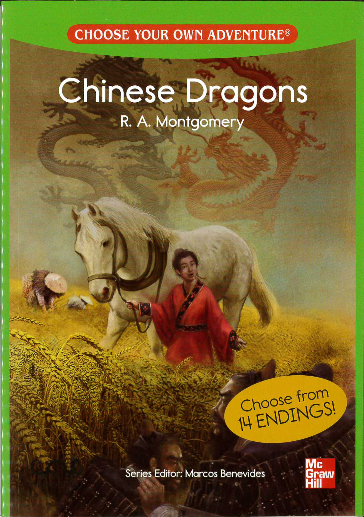 Choose Your Own Adventure 700 Headwords Chinese Dragons
