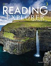 Reading Explorer 2nd Edition 3 Student Book, Text Only