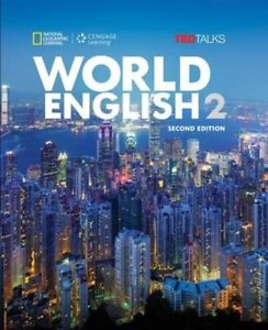 World English 2nd Edition 2 Student Book, Text Only
