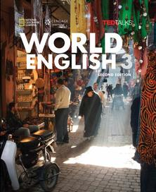 World English 2nd Edition 3 Student Book, Text Only