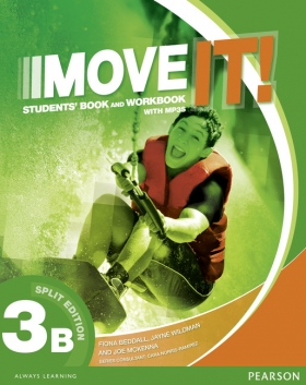 Move It! 3 Student Book B with Workbook and MP3 Audio CD