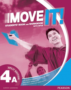 Move It! 4 Student Book A with Workbook and MP3 Audio CD