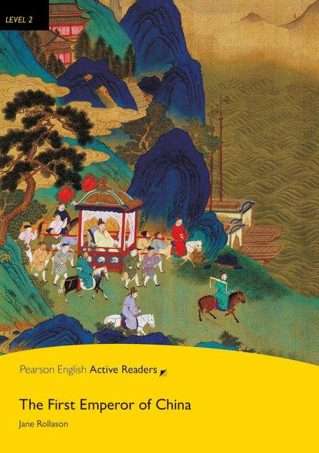 Pearson English Active Readers Level 2 The First Emperor of China MP3