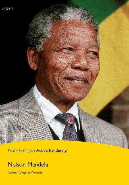 Pearson English Active Readers Level 2 Nelson Mandela with MP3
