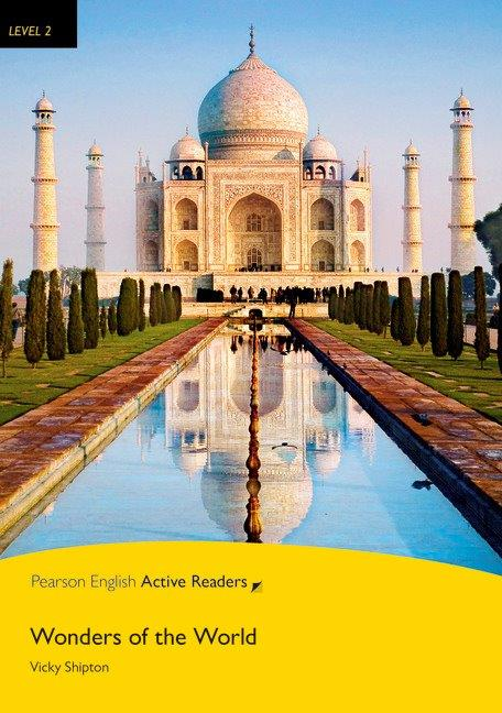 Pearson English Active Readers Level 2 Wonders of the World with MP3