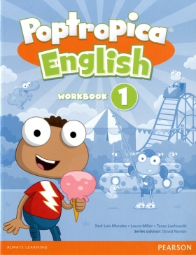 Poptropica English 1 Workbook with Audio CD