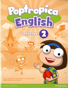 Poptropica English 2 Workbook with Audio CD