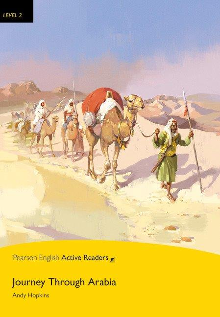 Pearson English Active Readers Level 2 Journey Through Arabia with MP3