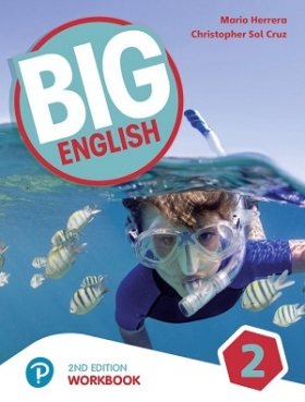 Big English 2nd Edition 2 Workbook with CD