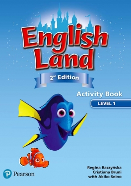 English Land 2nd Edition 1 Activity Book