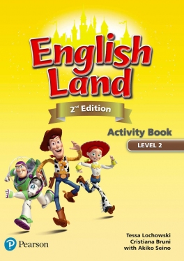 English Land 2nd Edition 2 Activity Book