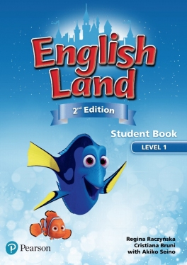 English Land 2nd Edition 1 Student Book with CDs