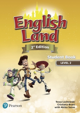 English Land 2nd Edition 2 Student Book with CDs
