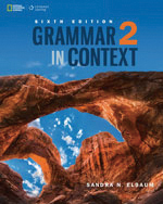 Grammar in Context 6/e 2 Student Book (528 pp)