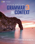 Grammar in Context 6/e 3 Student Book (544 pp)